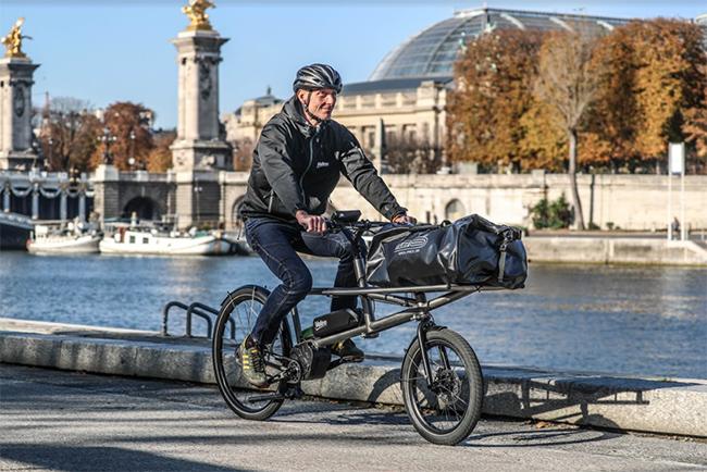 Valeo Smart e-Bike Cargo.
