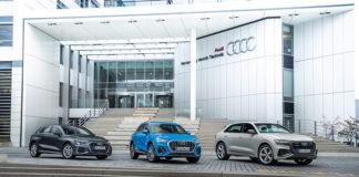La flota de Audi ha cumplido con holgura el objetivo de emisiones exigido legalmente.