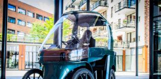"""CityQ, una """"Car-eBike"""" diferente."""