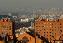 Activado el Escenario 1 por alta contaminación en Madrid.