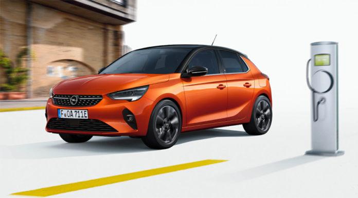 Opel Corsa-e.