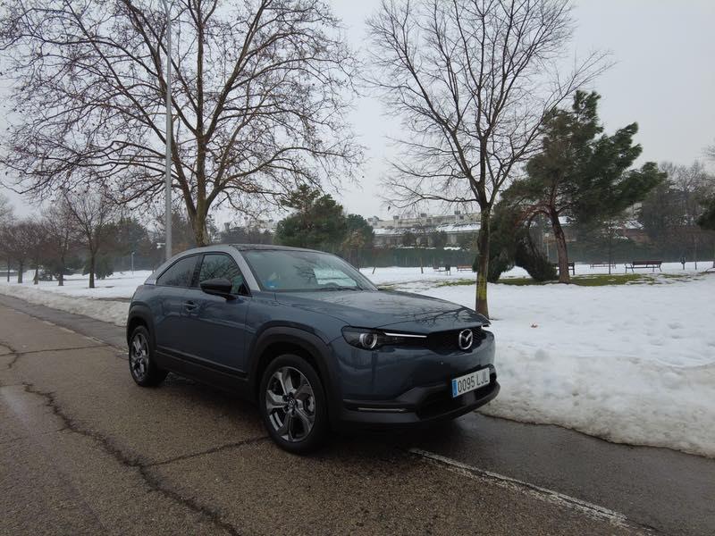 Mazda mx 30 electrico