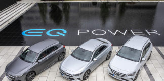 Mercedes-Benz EQ Power.