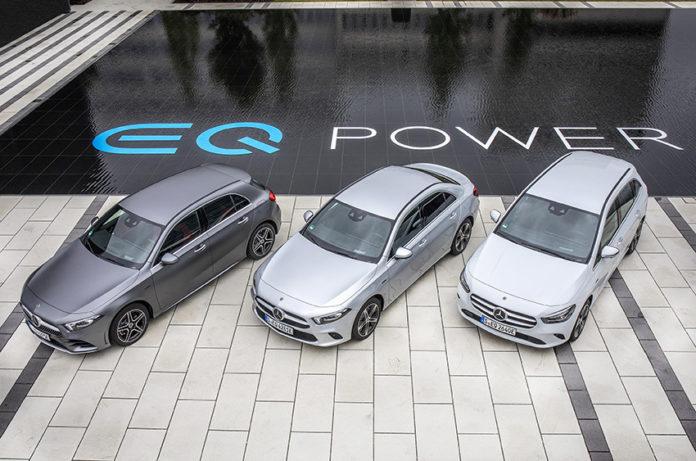 Mercedes-Benz EQ Power.