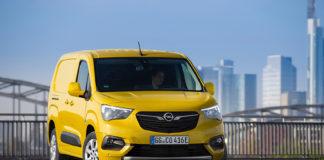 Nuevo Opel Combo-e Cargo.