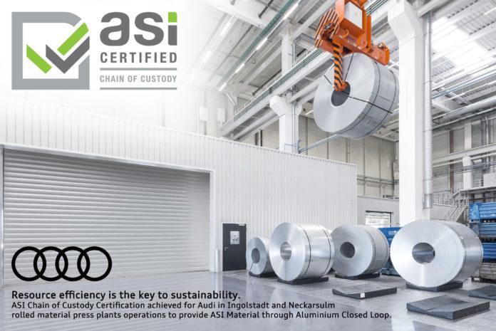 producción de aluminio