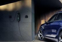 El Audi e-tron con el sistema de carga optimizada está ya en fase de pruebas.