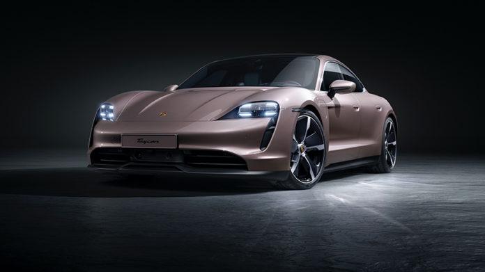 Nuevo Porsche Taycan, la versión de acceso a la gama, por 85.710 euros.