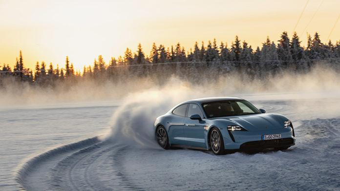 2020, el año del deportivo eléctrico Taycan para Porsche.