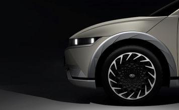 Las mayores ruedas que la marca ha puesto nunca en un automóvil.