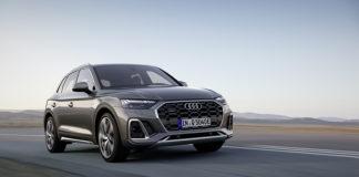 Audi Q5 TFSIe, el renovado SUV en versión híbrida enchufable.