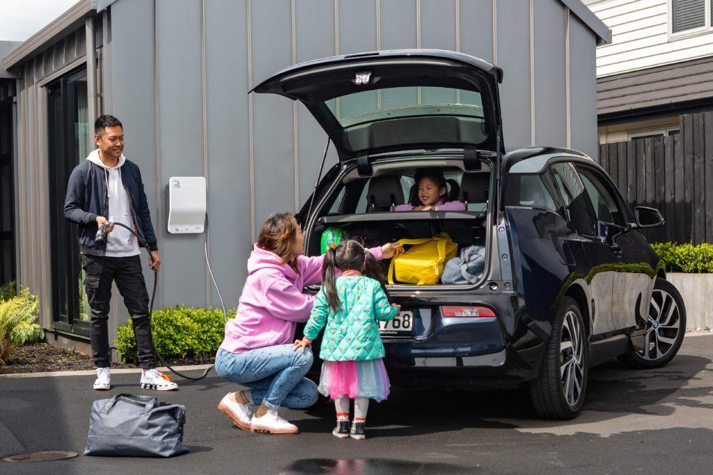 cargadores de coches electricos