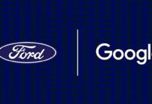 Acuerdo estratégico de Ford y Google.
