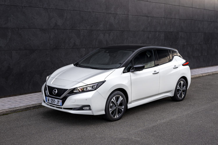 nissan leaf coche electrico