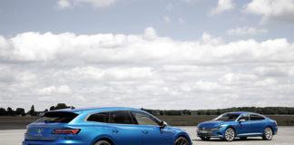 Nuevos Volkswagen eHybrid Arteon y Arteon Shooting Brake.
