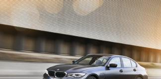 Nuevo BMW 320e híbrido enchufable.