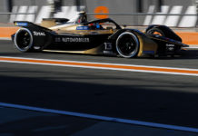 Antonio Felix da Costa (PRT) DS Techeetah, DS E-Tense FE20