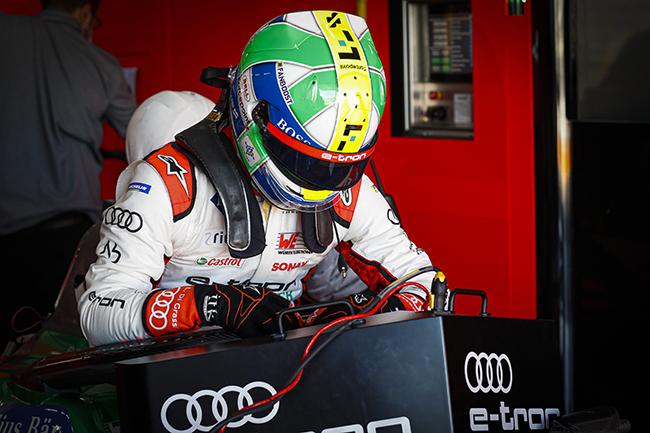 Lucas Di Grassi (BRA) Audi Sport ABT Schaeffler.