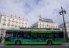 autobús de hidrógeno