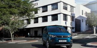 Nuevo Peugeot e-Rifter.