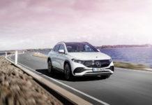 Mercedes inicia la comercialización del EQA 250.