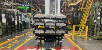 La planta de Ford Almussafes será la base experimental del proyecto 5G-INDUCE.