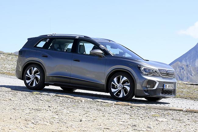 El futuro ID.6, el vehículo eléctrico de mayor longitud de entre los próximos lanzamientos de Volkswagen.