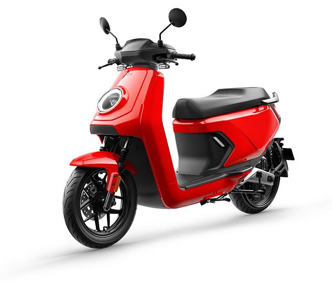 NIU MQi GT. motos eléctricas baratas