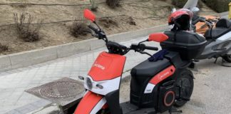 Scooter de Acciona