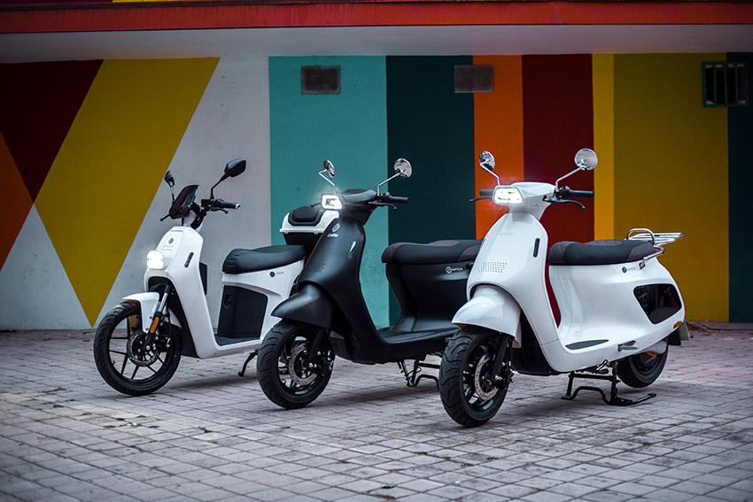Modelos de Wellta Motors: Ártica y Taiga. motos eléctricas