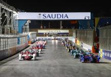 Ad Diriyah, el circuito que inauguraba la 7ª temporada de la Fórmula E.