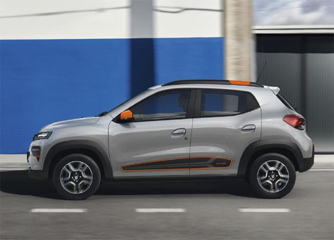 Nuevo Dacia Spring Electric.