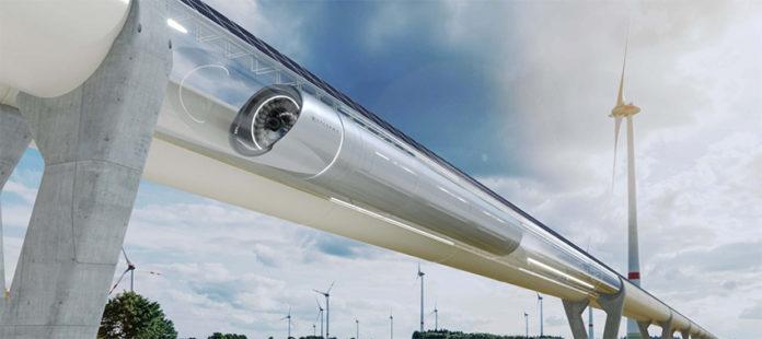 Hyperloop de Zeleros