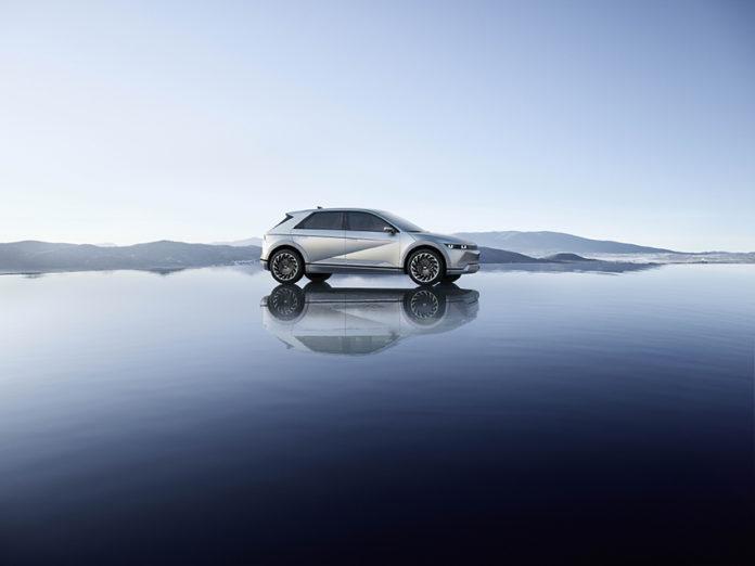 Hyundai IONIQ 5.