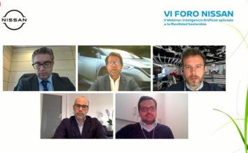 El V Webinar del Foro Nissan se ha centrado en el futuro de la movilidad autónoma y la conectividad.