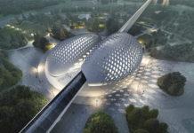 Imagen del diseño de HyperloopTT.