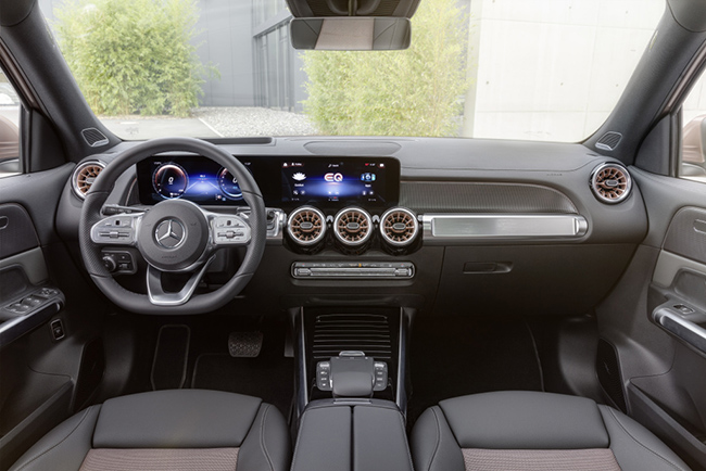 Mercedes EQB 2021