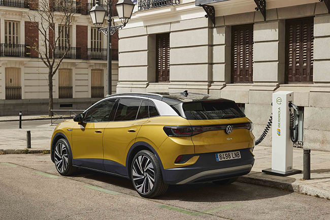 Volkswagen ID.4, World Car of the Year 2021.