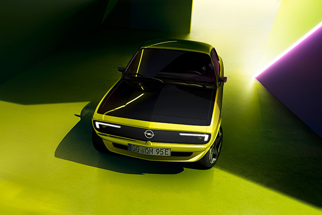 Nuevo Opel Manta GSE ElektroMOD.