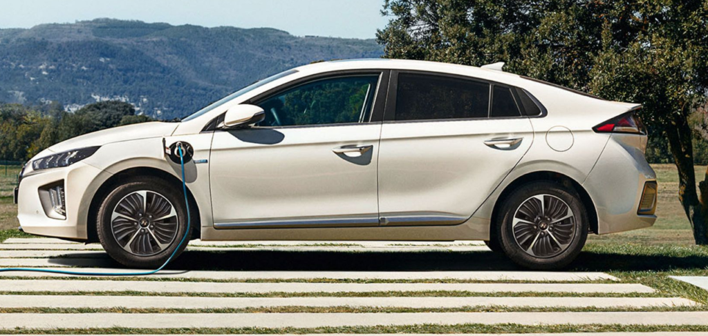 Hyundai Ioniq PHEV 1.6 diseño