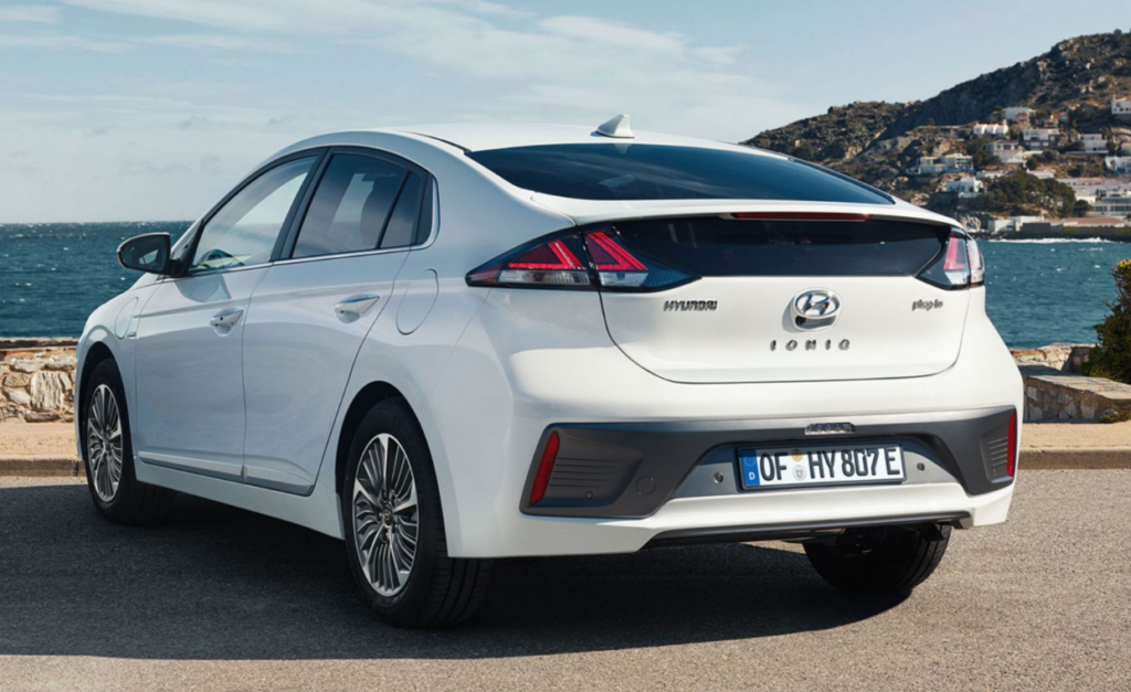 Hyundai Ioniq PHEV 1.6