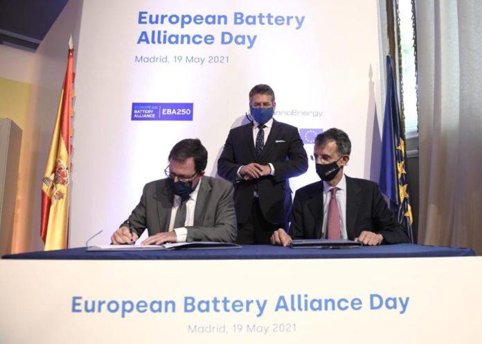 Alianza Europea de Baterías