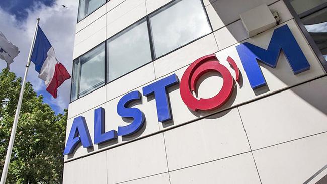 Los talleres de Alstom han sido los encargados de poner a punto el tren autónomo.