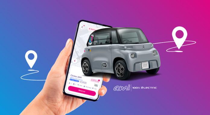 Citroën Ami y Free2Move.