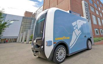 Goodyear. Neumáticos inteligentes para transporte urbano sostenible.