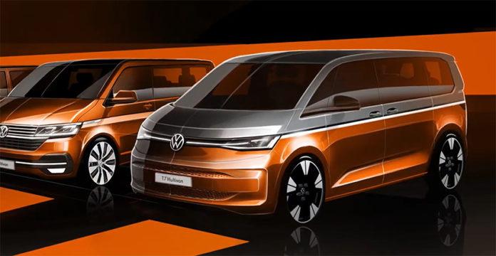 Volkswagen Multivan e-Hybrid