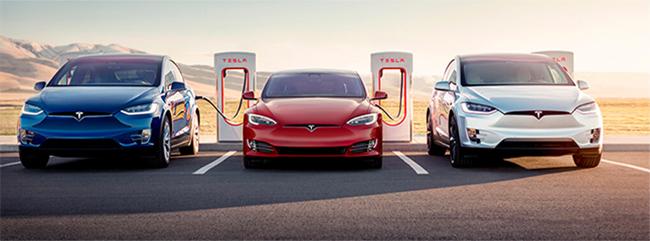 Tesla cargar vehiculos electricos precio