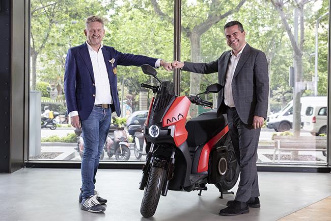 SEAT MÓ ya ha iniciado su expansión por Europa y cuenta en España con más de 70 puntos de venta.