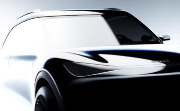 Teaser del nuevo SUV compacto smart