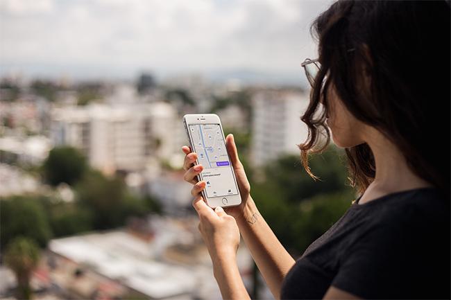 Cabify app